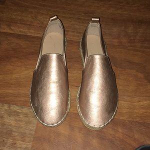 Charlotte Russe Slip On Sneakers
